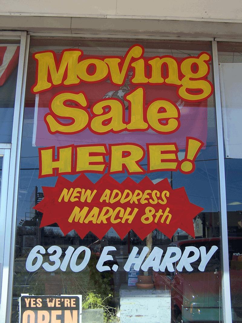 Moving Sale Resized